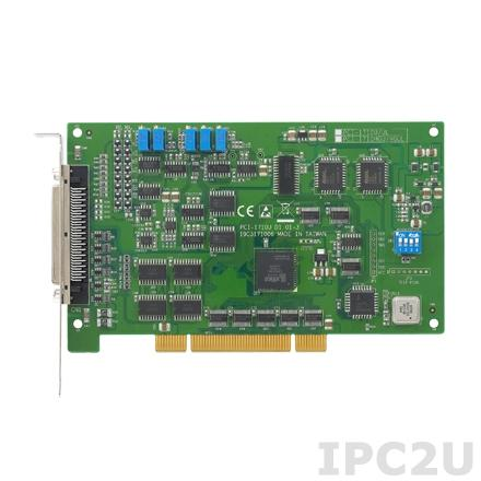 PCI-1710HGU-DE 100 KS/s, 12-bit, 16-ch Universal PCI Multifunction Card with High Gain
