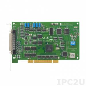 PCI-1710HGU-DE 100 KS/s, 12-bit, 16-ch Universal PCI Multifunction Card with High Gain
