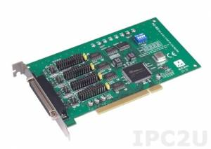 PCI-1612C-CE 4xRS-232/422/485 921.6Kbps DB37 with Surge Protection Universal PCI Board