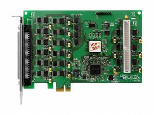 PEX-D144LS PCI Express, 144-channel DIO board with SCSI II Connector