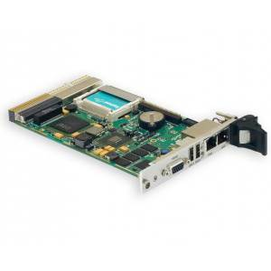 CPC508-03-I CompactPCI CPU card with Intel Atom D510 1.66 GHz, 1GB DDR2 SDRAM, 2xGigabit Ethernet, 4x1 PCI-E, VGA, LVDS, 4GB NAND Flash, 2xSerialATA, 2xUSB2.0, -40..85C