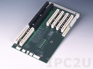 PCA-6106P4-0A2E 4xPCI, 2xPICMG Slots Backplane