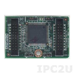 PCA-COM485-00A1E I/O Expansion Board 4xRS-485/422 for PICMG CPU Card, RoHS