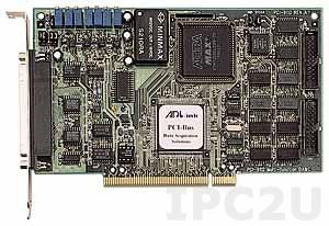 PCI-9112A Multifunction PCI Adapter, 16SE/8D ADC, FIFO, 2 DAC, 16 DI, 16 DO, Timer