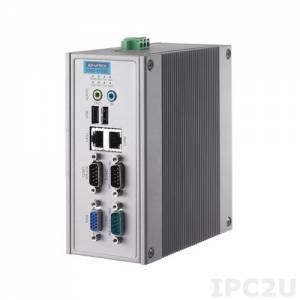 UNO-1150G-G30E Embedded computer, AMD Geode 500MHz, 256Mb RAM, VGA, 2xLAN, 3xCOM, Audio