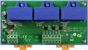 DN-843I-CT-10 3-channel 10 A Current Transformer (RoHS)