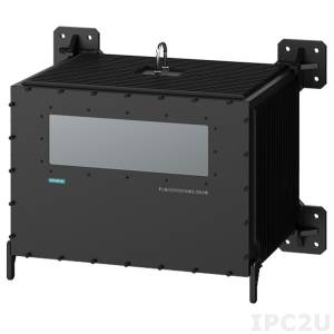 Ruggedcom-MX5000RE MIL-STD High MIL-STD High Port Density Routing and Switching Platform with 8x 10/100BASE-TX Micro-D ports, Layer 3, 88-300VDC or 85-264VAC Input Power, -40..85C Operating Temperature