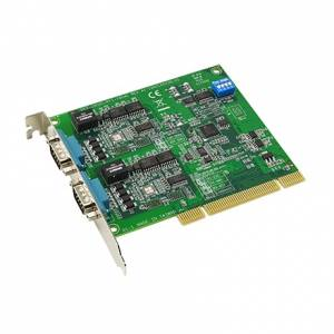 PCI-1604C-AE 2xRS-232 921.6Kbps with Surge and Isolation Protection PCI Board