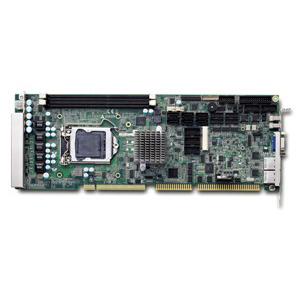 NuPRO-A331DV PICMG 1.0 Intel Core i3/i5/i7 LGA1156 CPU Card with 2xDDR3 DIMMs/2xGbE LAN/6xSATA II/8xUSB/6xCOM/Mini-PCIe Slot