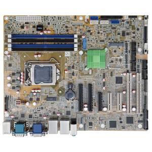 IMBA-C2360-i2 ATX motherboard supports LGA1151 Intel Skylake CPU per Intel C236, 4x288-pin DDR4 2133MHz, DVI-D, VGA, HDMI, 6xCOM, 12xUSB, 6xSATA III, 2xLAN, 2xPCIe x8, 3xPCIe x4, 2xPCI, 1xMini PCIe, Audio
