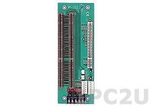 IP-3S2-RS-R40 3 Slots PCISA Backplane w/2xPCISA/1xPCI, RoHS