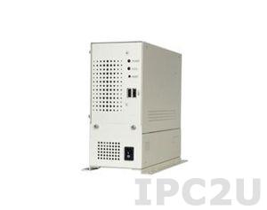 """PAC-53GHW-R11/A618A Wallmount Half Size Chassis, w/o B/P, 1x2.5"""" Drive Bay, ACE-A618A-RS 180W ATX Power Supply, RoHS"""