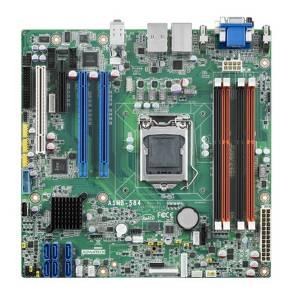 ASMB-584G2-00A1E LGA1150 Intel Xeon E3 + Intel C226 MicroATX Server Board with DDR3, 2xGB LAN, 4xUSB 3.0, 2xUSB 2.0, 2xPCIe x16 1xPCIe x4, 1xPCI, 1xLPC, 2xSMBus