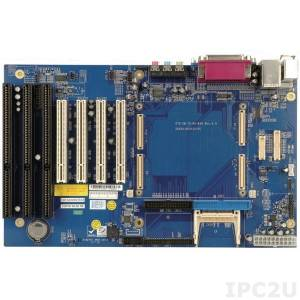 IEM-DB-7S-RS-R30 ATX Size 7 Slots ETX Baseboard, 4xPCI, 3xISA Slots, 1xLAN, CompactFlash Socket
