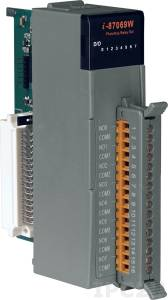 I-87069W 8 Channels PhotoMOS Output Module, Serial Bus, High Profile