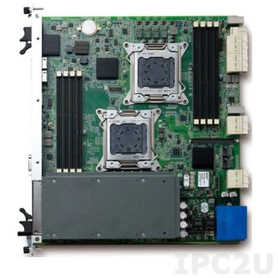 aTCA-6200A/S2648L/M8G Single 8-core Intel Xeon E5-2648L 1.8GHz 10GbE processor blade, DDR3 RDIMM 8GB x1, AMC bay