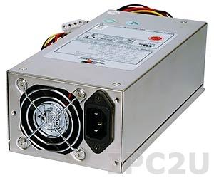 ACE-4530AP-RS AC Input 300W ATX 2U Industrial Power Supply with PFC, RoHS