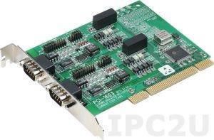 PCI-1603-BE 2-port RS-232 UNI PCI COMM card w/I