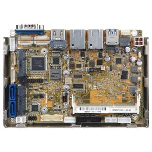 "WAFER-BW-N4 3.5"" SBC supports Intel Pentium N3710 up to 2.56GHz on-board SoC with DDR3L, 2xHDMI, LVDS, 2xGbE, 3xCOM, 4xUSB2.0, SATA 6Gb/s, mSATA, Audio, 2xPCIe Mini, DIO, SMBus, -20...+60C"