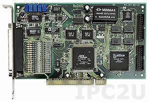 PCI-9111HR Multifunction PCI Adapter, 16SE ADC, FIFO, 1 DAC, 16 DI, 16 DO, Timer