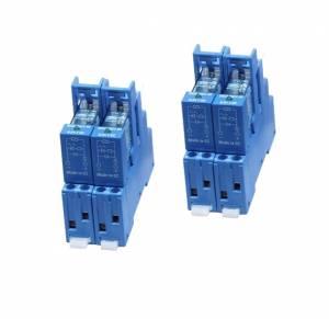 RM-48.61 Power Relay Module, 16A, DIN-Rail Mounting (4 pcs)