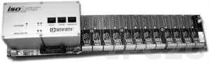 SLX200-11 12-Channel Base Unit, Interfaces RS-232/485, No CJC, panel mount, ModBus RTU