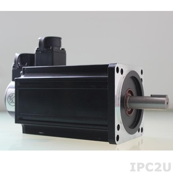 S180-270M15 Servo Motor with 4,5kW Rated Power, 1500rpm Rated Speed, 27N*m Rated Torque, 220VAC Rated Voltage
