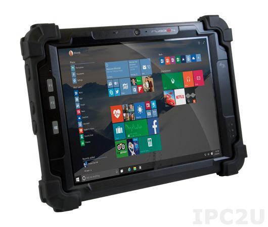 """PM-522. Rugged IP65 Pad, 10.4"""" XGA, 1024x768, 350 or 700 nits, Intel Atom E3827 1.75 GHz CPU, 4GB RAM, 64GB SSD, 1xLAN (Mini USB adapter), 2xUSB, GNSS, Wi-Fi, BT, NFC, 2/5MP Cameras, Audio, 3800mAh Bat, Win Emb 8.1 Ind Pro Tablet"""