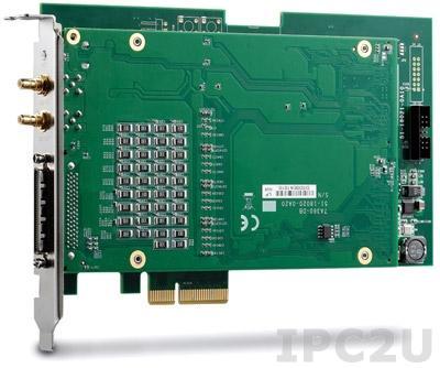 PCIe-7360 PCI Express 100 MHz 32-CH High-Speed Digital I/O Card
