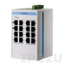 EKI-5726I-AE ETHERNET DEVICE, 16-port Gigabit Ethernet ProView Switch with Wide Operating Temperature Range: -40...+75C