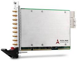 PXIe-9529 8-CH, 24-bit, 192kS/s Dynamic Signal Acquisition Module