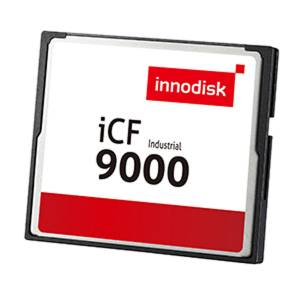 DC1M-04GD71AC1QB 4GB Industrial CompactFlash Card, Innodisk iCF 9000, Toshiba Chip,Standard Temperature 0..+70 C