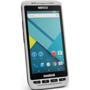 "Nautiz-NX2-RF1-2D 4.7"" Rugged Handheld,1280x720 IPS capacitive touchscreen, sunlight-readable, scratch-resistant, Quad Core 1.3GHz,1GB RAM, 8GB Flash, Micro SD/SDHC/SIM card slots, Micro USB 2.0, 4G, WLAN, BT, 8M camera, Audio, Android 5.1, 2D Imager"