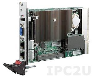 cPCI-3915A-ULV/C10 3U/1Slot CompactPCI ULV Celeron M 1.0 GHz, CPU Card with VGA, 2xGbLAN, 1xUSB