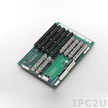 PCA-6108P4-0C2E 8 Slots PICMG Backplane w/2xPICMG/3xISA/3xPCI