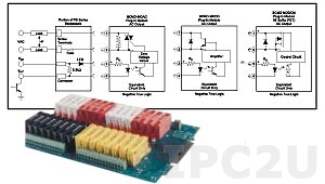 SCMD-MOAC5C Isolated Digital Output Module, Input 5 V AC, Output 24...300 V