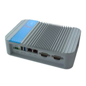 ReliaGATE-20-26 IoT Gateway, E3815 1.46GHz Single Core CPU, 2GB DDR3L-ECC, 2x10/100/1000 LAN, 2x COM, 1x CAN, 3x USB, 1x microSD, 1x mini DisplayPort, 3x DI, 3xDO, 7..+35V DC IN, Red Hat Enterprise Linux 7 OS, -20..60C Oper Temp