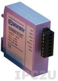 SCM9B-D154 DAQ Module, DIN rail, input 0...+100 mV, excitation voltage +10 V, RS-485, protocol ASCII