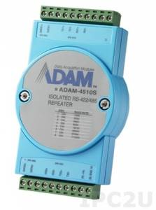 ADAM-4510S-EE Isolated RS-422/485 Repeater Module