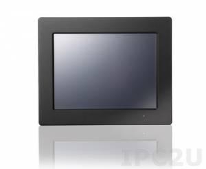 """WLP-7A20V-15BKRT 15"""" TFT LCD Panel PC, Resisitive Touch Screen, Intel Core i5-3317U 1.7GHz CPU, 4GB DDR3 RAM, 500GB HDD, DVI-I, 4xUSB, 3xCOM, 2xGbit LAN, Audio, +12V DC-In, External Power Adapter"""