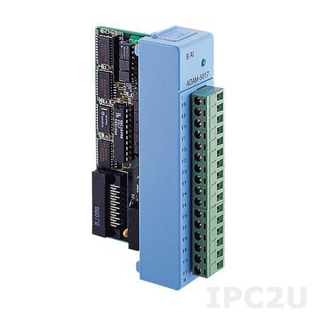 ADAM-5017-A4E 8-Channel Analog Input Module