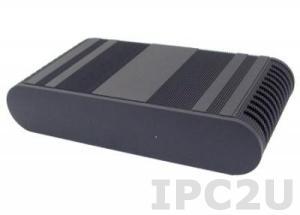 "LE2895-00C-H Embedded Server Intel Atom Dual Core D525 1.8GHz, 3I525U-V4U w/VGA, Up to 4GB DDR3 RAM, 4xGbit Intel LAN, 2xUSB, 2.5"" HDD Bay, External Power Adapter 12V"